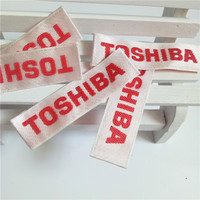 Personalized 100% Woven Sewing Labels made by Label Weavers