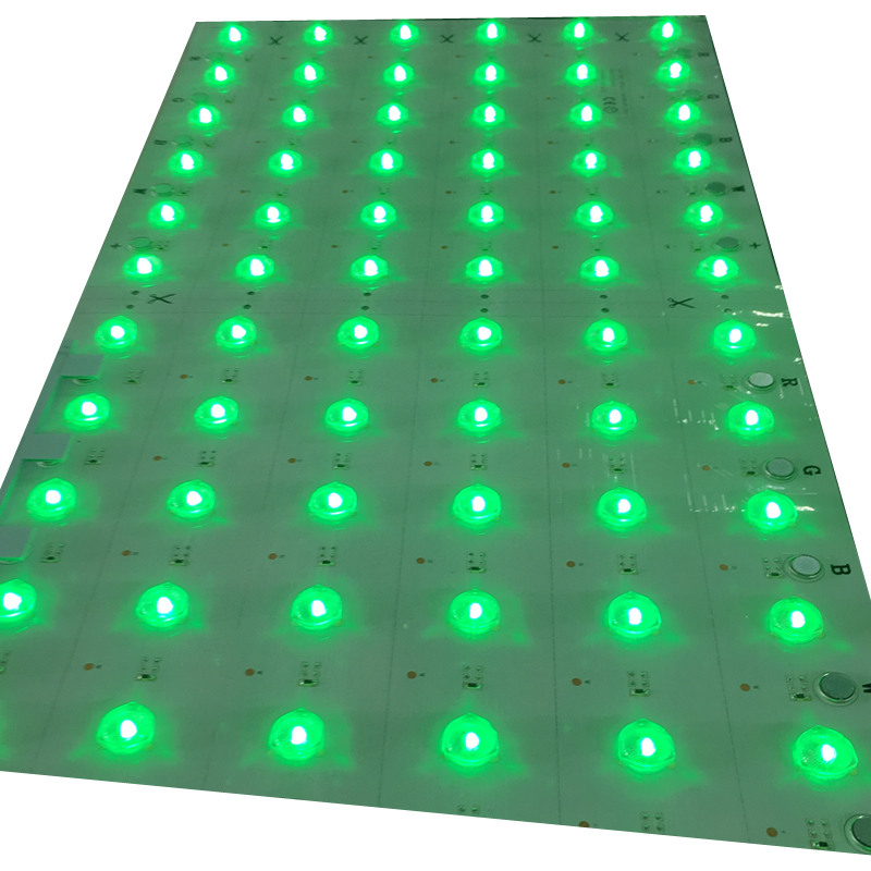 Flex Sheet RGBW LED Module for Backlit