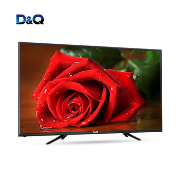 HD LCD LED Wide Screen 4k led tv 32 inch,40 inch,43 inch tempered glass television