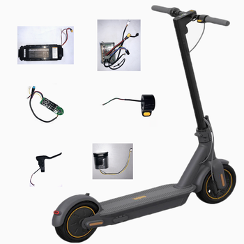 Electric Scooter Control Board Accessories Dashboard Repair Replacement Part for Ninebot MAX G30