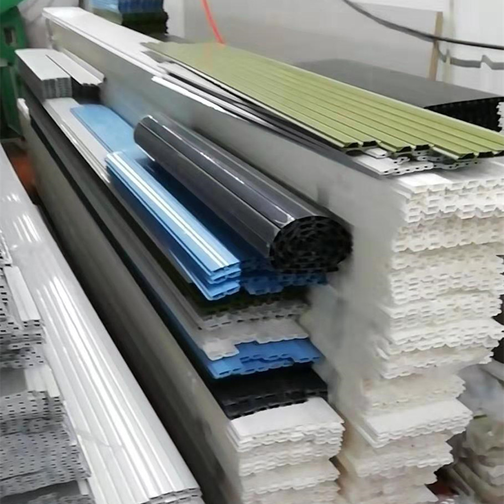 Metal color Plastic Roller shutter door for Kitchen Use