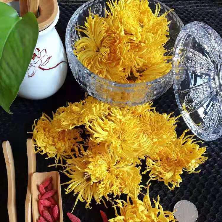 Free Samples Dry Bloom Flowering Tea Dried Flowers Tea - 4uTea | 4uTea.com