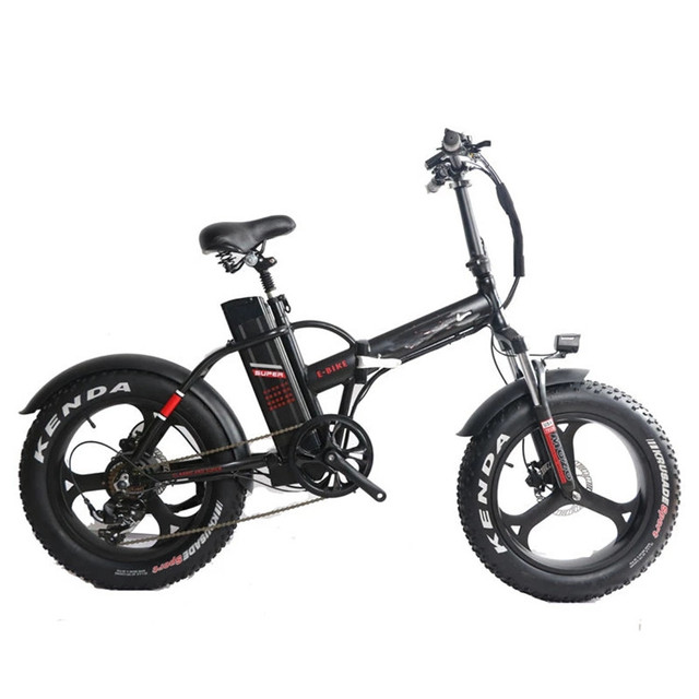 Hot sale folding electric bike 500watt/fat wheel electric bikes