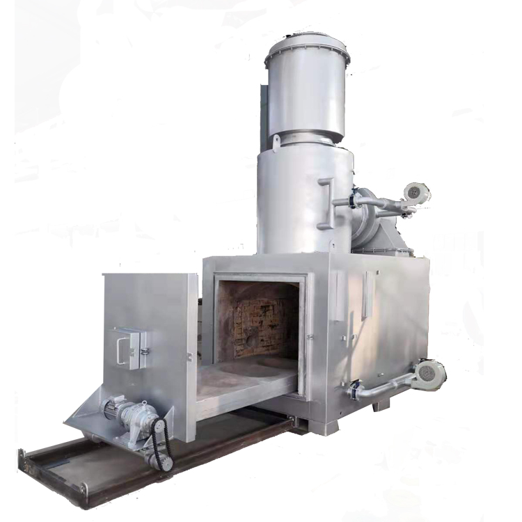 2020 smokeless incinerating <strong>waste</strong> Function 10-500kgs/batch Capacity pet incinerator