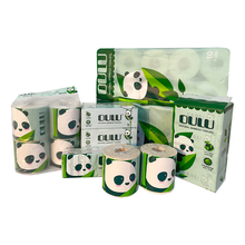 Cleancare Quilton Presto Pele-Friendly Multifuncional <span class=keywords><strong>Panda</strong></span> Presente de <span class=keywords><strong>Papel</strong></span> <span class=keywords><strong>Higiênico</strong></span> <span class=keywords><strong>Papel</strong></span> <span class=keywords><strong>Higiênico</strong></span>