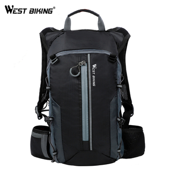 Cycling Backpack Breathable Ultralight Pouch Hiking Bicycle Rucksack Bike Bag/_