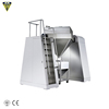 small double cone mixer octagonal blender machine