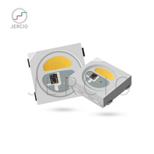 Jercio XT1511/SK6812 (simile con ws2812b) SMD5050 RGBW 3 temperatura di colore <span class=keywords><strong>WW</strong></span>/NW/CW Singolarmente Indirizzabile SMD LED