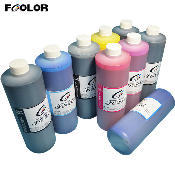 Premium quality factory directly pigment ink for hp high requirement photo print