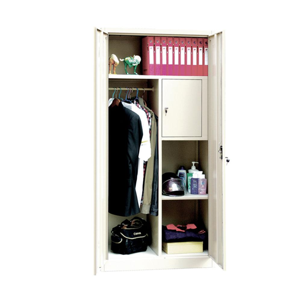 La India, diseño de vestuario de dormitorio 2 puerta de acero almirah godrej diseño con la lista de precios