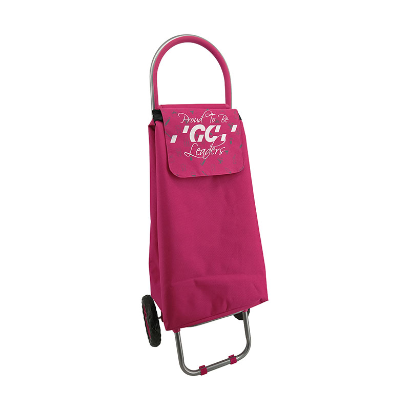 Reusable Foldable Trolley Shopping Bag With Wheels