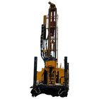 Small hydraulic water well borehole drilling rigs machine for sale