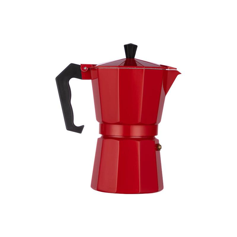 Алюминиевый кофейник Moka PotMoka, Кофеварка, чайник, плита мокко, инструмент, фильтр, Перколятор, кофейник, инструмент для перколятора из нержаве...(Китай)
