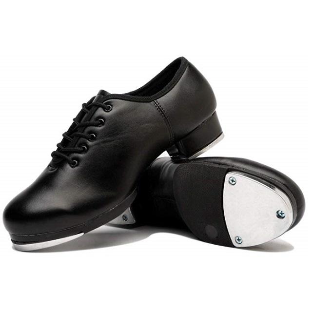 Black Tap Dance Shoes