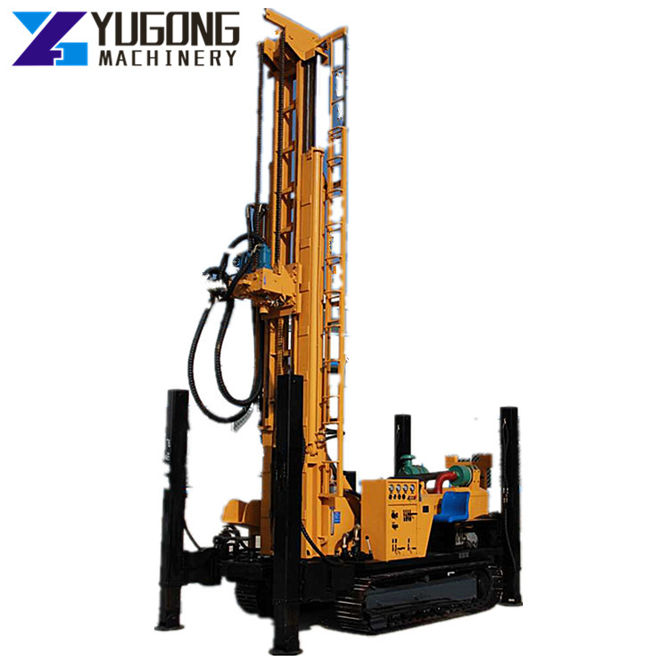 Hammer Solid Structure Well Rig Borehole Drilling Machine on Truck Pakistan