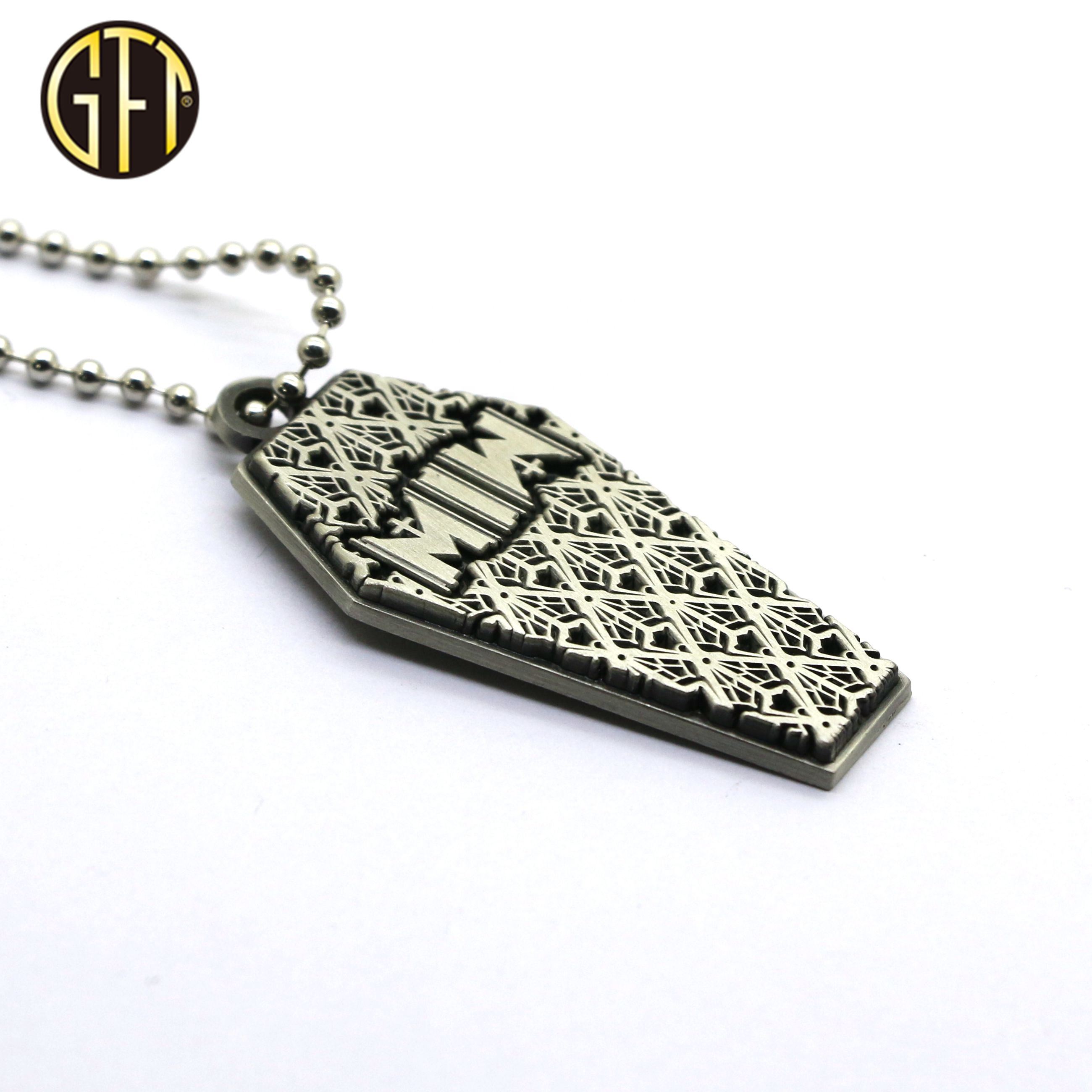 China factory  new design custom  metal dog tag