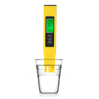 Portable Digital LCD 3 in 1 TDS Pen Type Meter TDS Conductivity Temp Water Quality Purity Tester with Backlight Display