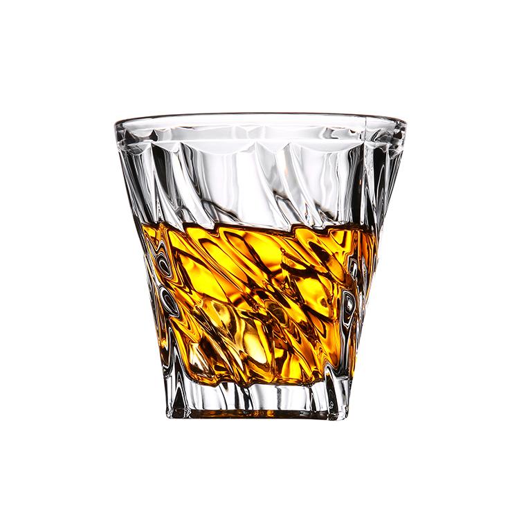 Venda quente pequeno café impressão personalizada óculos copo 6pcs árabe único piscar max copos de vidro copos tumbler