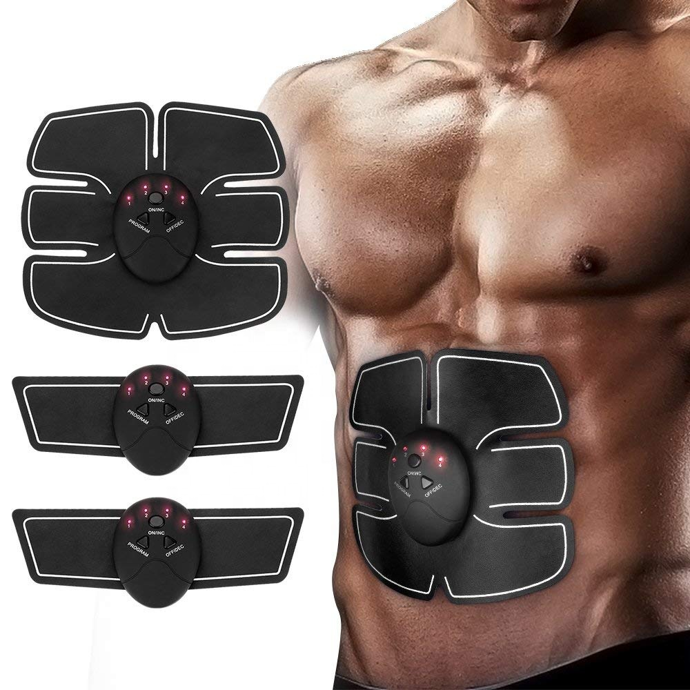 2019 new design ABS Trainer Abdominal electric ems muscle stimulator machines
