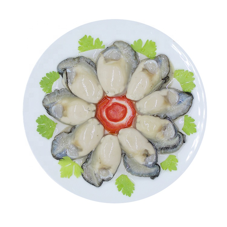 China Origin Farm Raised Frozen Oyster Meat Without Shell