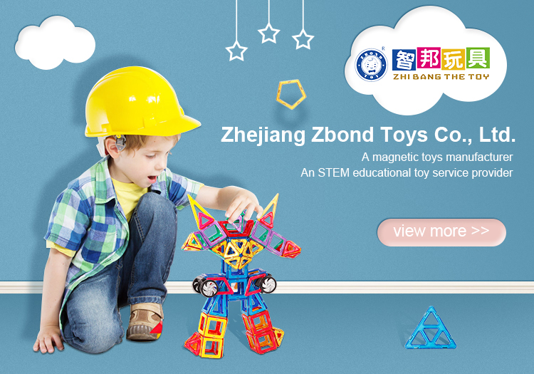 High Quality Educational Toys Distributors Children Gift Set Magnetic Building Block, Early Learning Toys