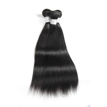 top quality hair bundles straight wave natural looking brazilian weave
