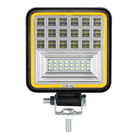 3inch Square 48w 16led 6000k 4800lm Square Waterproof Led Work Light For Off-road Suv Boat 4x4 Jeep Jk 4wd Truck