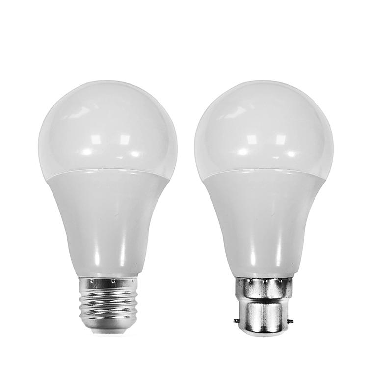 Hot sales E27 B22 3w 5w 7w 9w 12w 15w 18w LED global bulb from China