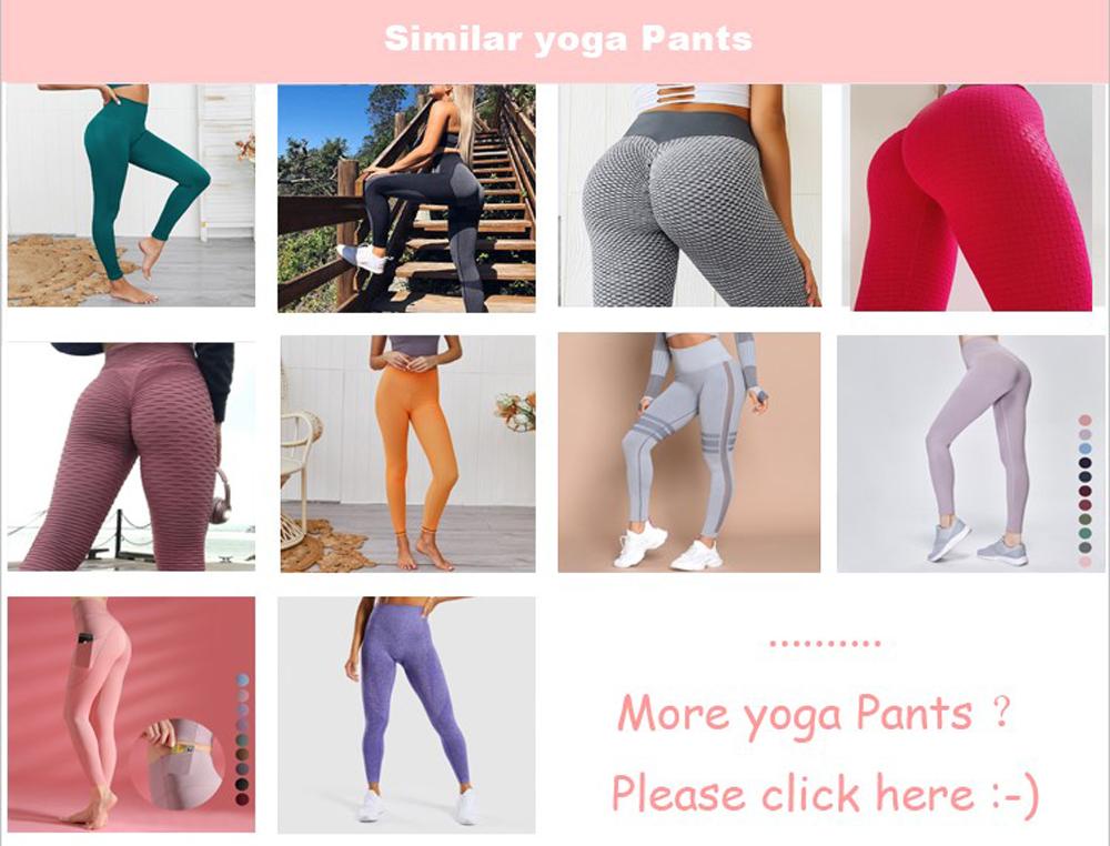 Vente chaude pêche fesses pantalon de yoga sport collants sans couture sexy de yoga pantalons de fitness
