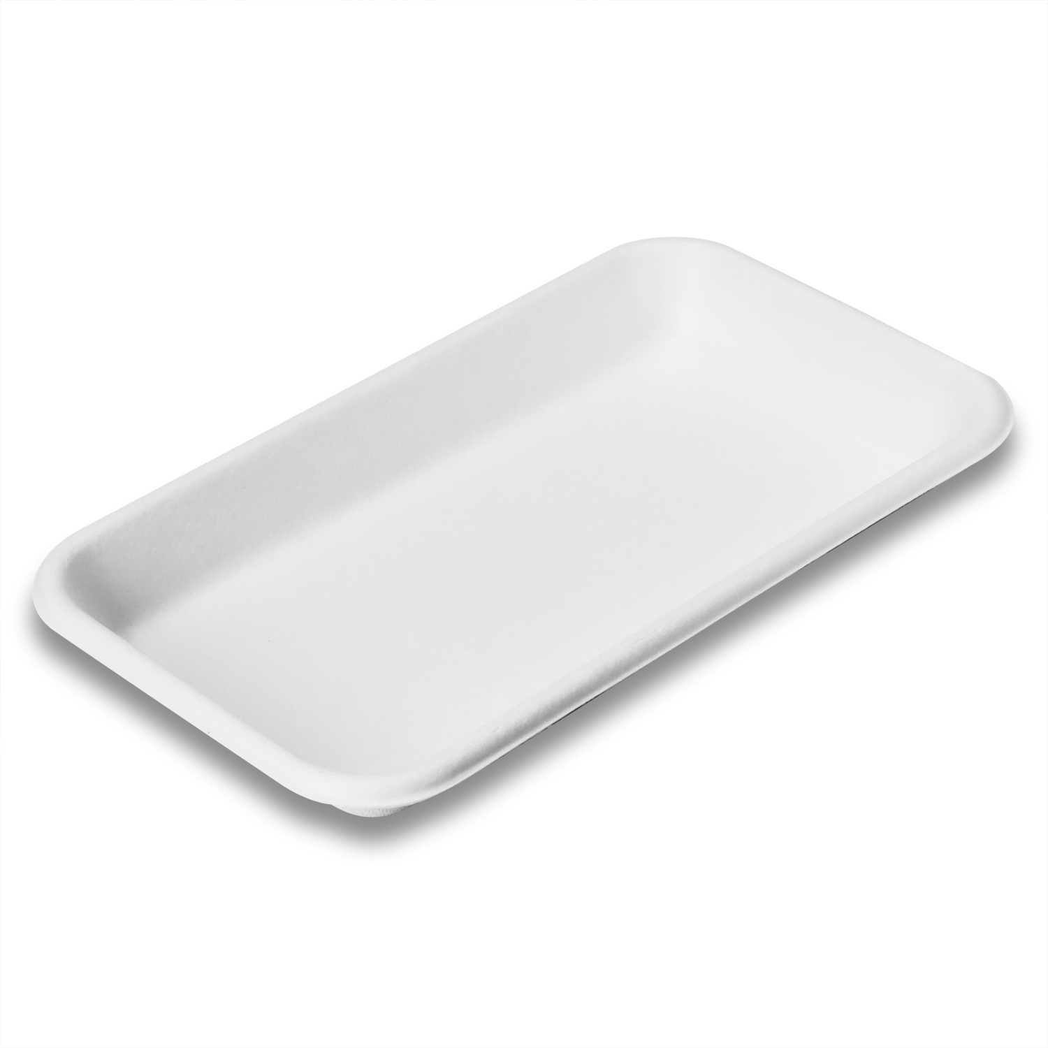 OK COMPOST HOME Hot Selling Disposable Biodegradable Bagasse Pulp Fresh Food Trays