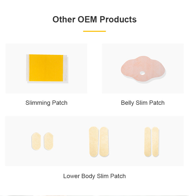 Distributor most popular weight loss products natural magnet slim patch for fat