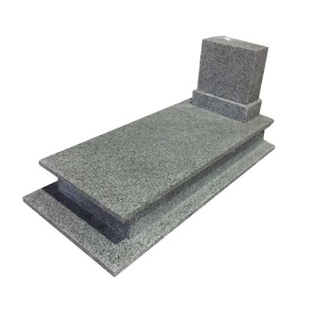 China Swan Blue Granite Monument Poland Tombstone