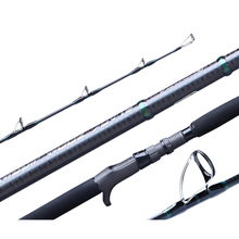 Schwarz Zoom Japan Toray High Carbon Fiber Deep Meer Angeln Jigging Stange Alle Fuji Zubehör Boot Jigging Angelrute