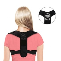 Dropshipping S L M Size Clavicle Spine Back Shoulder Lumbar Posture Belt Corrector