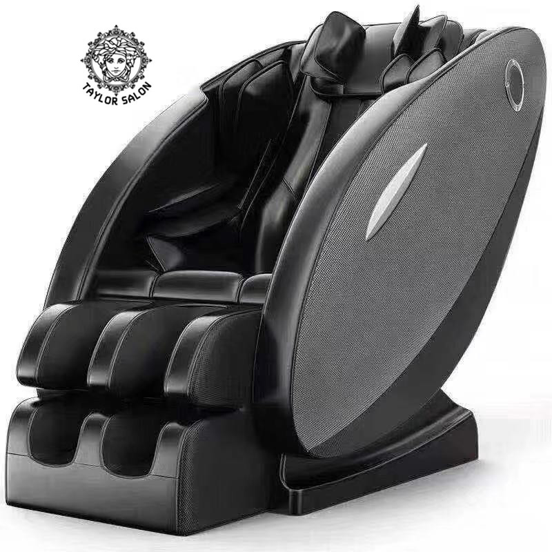 tattoo furniture massage chair 4d zero gravity full body massage chair spa massage chair