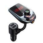 Car Transmitter Mp3 Player Car Fm Transmitter 2019 The New Car Charger Usb Bluetooth Fm Transmitter Mp3 Car Player Bluetooth