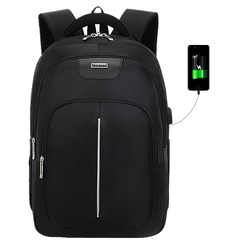 Модный ноутбук USB бизнес рюкзак сумки для школьников и студентов для мужчин рюкзак
