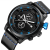 SKONE New Design Young Boy Style Blue Sport Watch