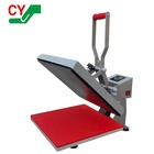 2020 clothes manual heat press machine transfer printing business