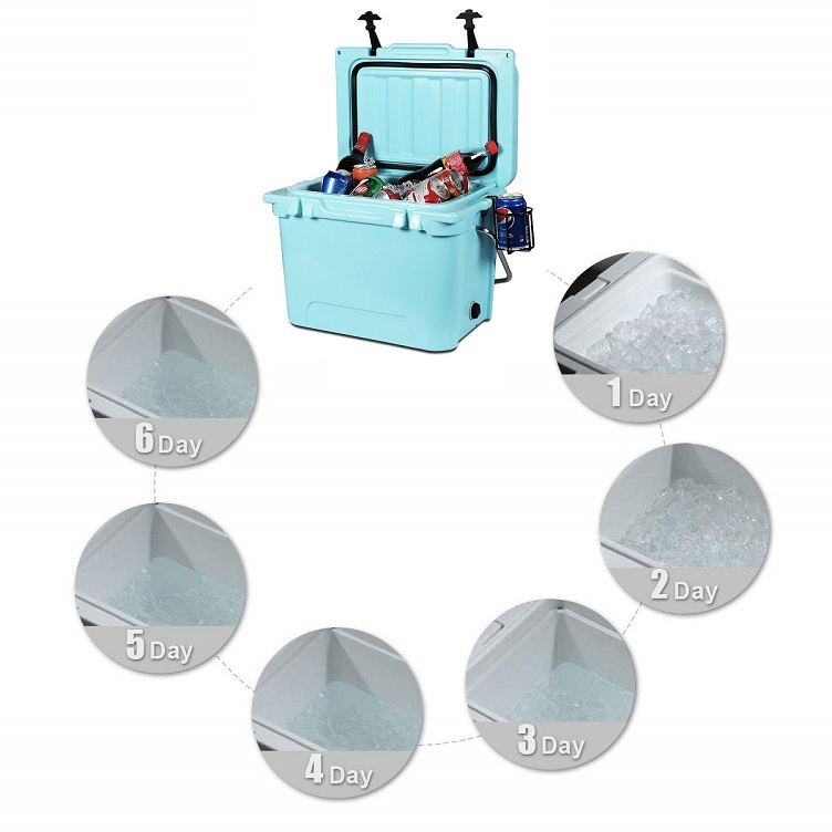 20lt plastic eskys ice cooler