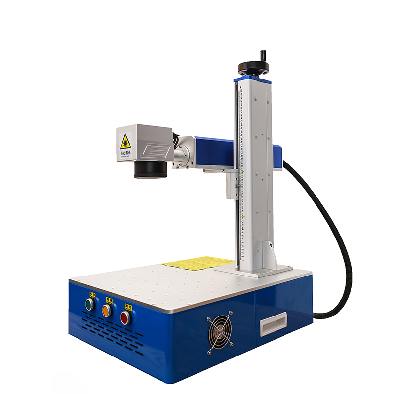 20w Fiber Laser Metal Engraving Marking Machine