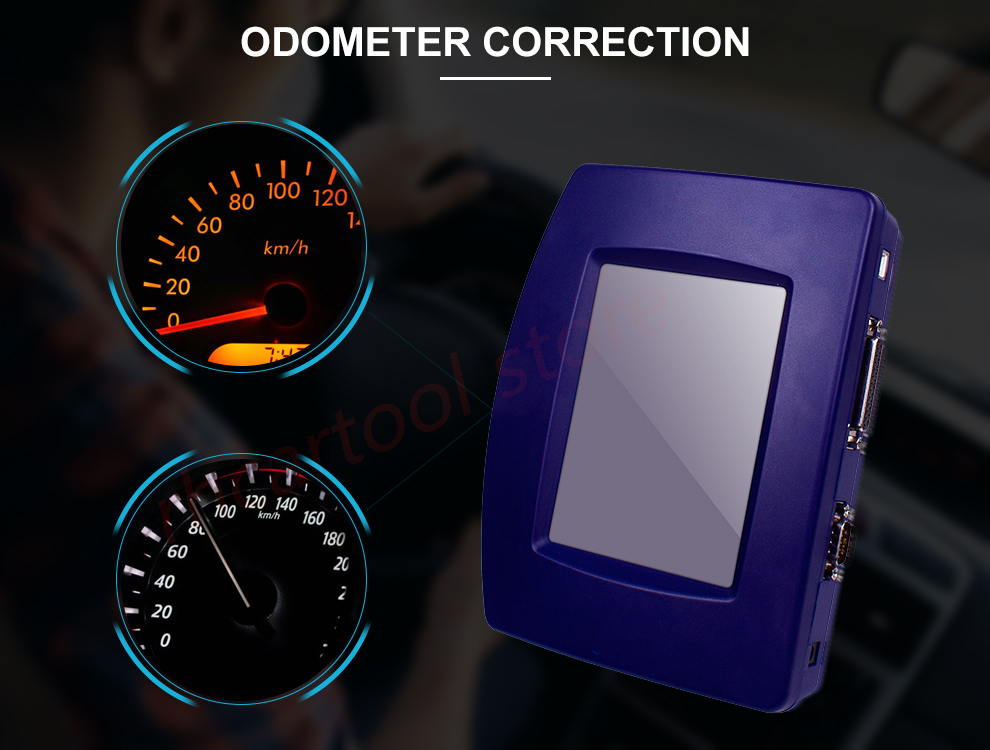 Car Diagnostic Tool Digiprog III V4.94 Digiprog 3 with OBD2  Cable Odometer Correction Tool