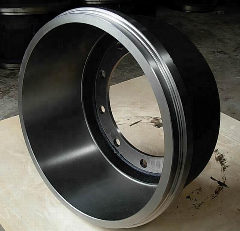 trailers bus truck brake drums manufacturers used for heavy trucks rear Front and Rear brake drum for Yutong mitsubishi ISUZU