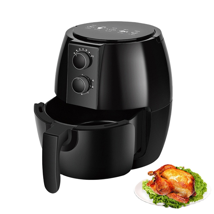 3.5L 4L 5L Air Fryer Accessories Automatic Industrial Home Cooker Healthy Smart Mini No Oil Free Deep Digital Electric Air Fryer