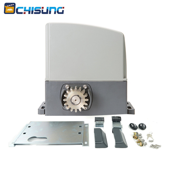 Heavy Duty Sliding Gate Motor Kit With Backup Battery Interface Dc Automatic Sliding Door Opener