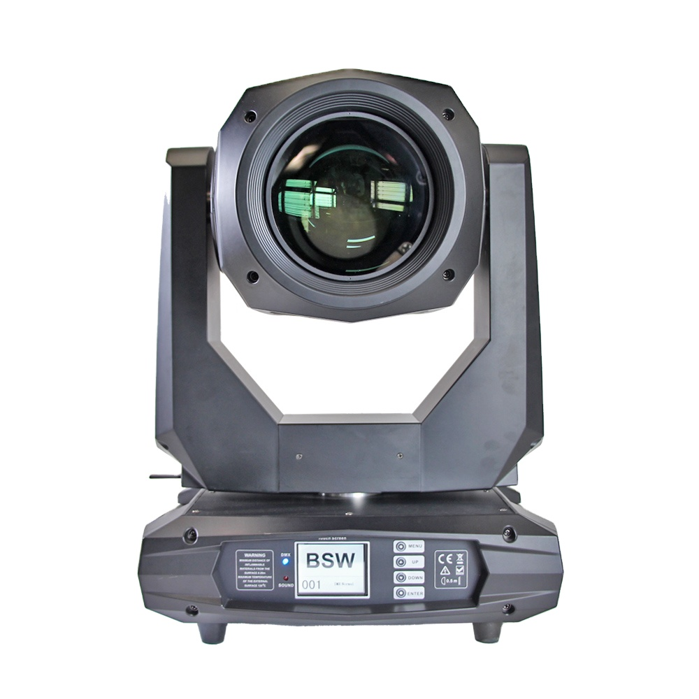 VanGaa Stage Lighting Prism Sharpy 17r 380W 3in1 Zoom Beam Spot wash Moving Head Light
