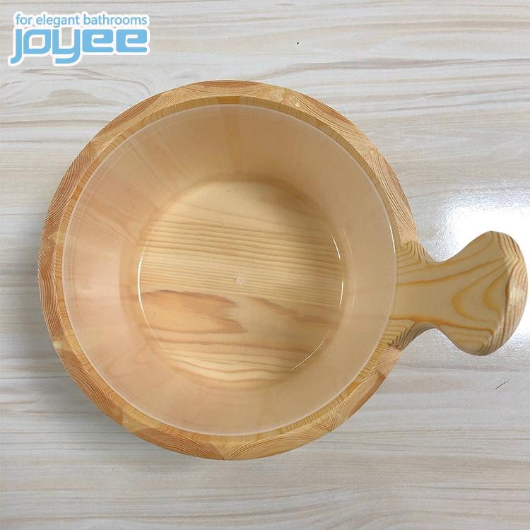Joyee Pabrik Cina Sauna Basah Ember Timer Pasir untuk White dengan Harga Yang Baik