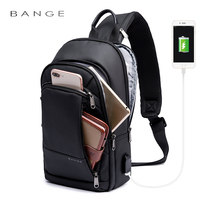 2019 factory new waterproof shoulder crossbody sport cross body cheap men shoulder korean custom anti theft men sling bag