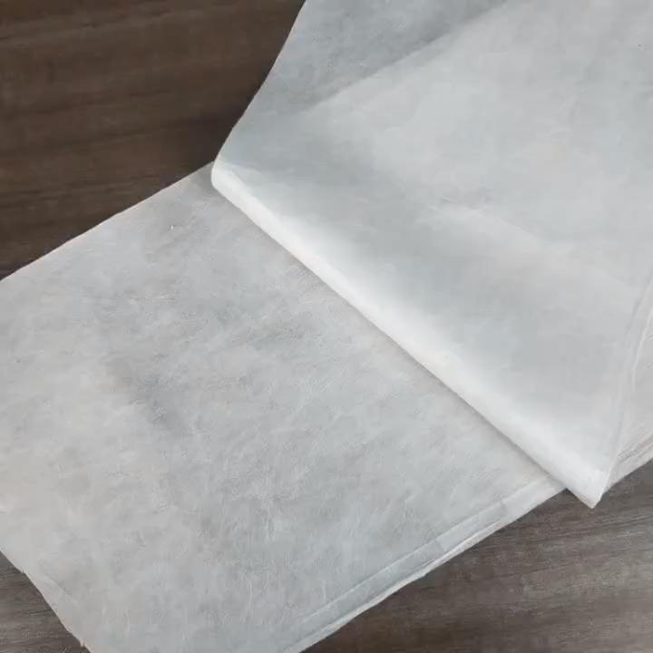 Electret Masterbatch Polypropylene Pp Meltblown Kain Non Woven Gulungan