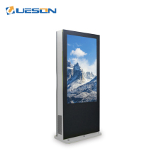 Outdoor lcd <span class=keywords><strong>tragbare</strong></span> digital signage werbung display monitor Android touchscreen kiosk ad-player